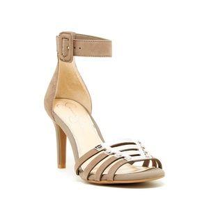 Jessica Simpson | JS Masullo Heel Sandal